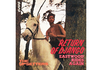 "Upsetters, The / Perry, Lee ""Scratch"" - Return Of Django/Eastwood Rides Again - (CD)"