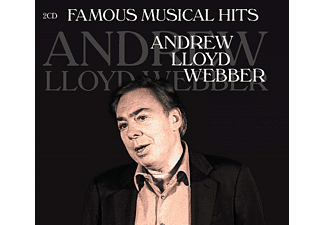 Various - Andrew Lloyd Webber: Famous Musical Hits - (CD)