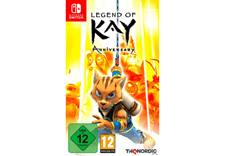 Legend of Kay - Anniversary - Nintendo Switch