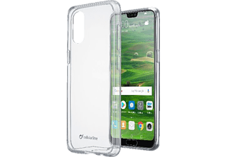 CLEAR DUO Backcover Huawei P20 Thermoplastisches Polyurethan Transparent