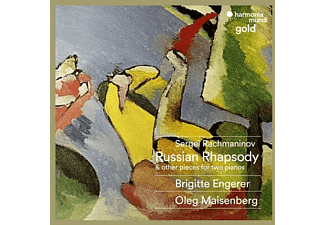 Engerer & Maisenberg - Works For 2 Pianos & Four Hand Piano - (CD)