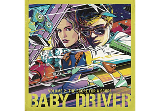 VARIOUS - Baby Driver Vol.2: The Score for A Score - (CD)