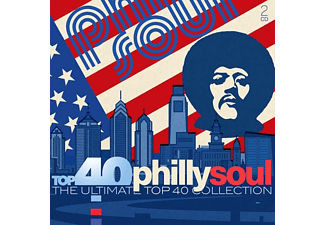 Top 40 - Philly Soul 2 CD