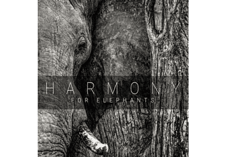 VARIOUS - Harmony For Elephants - (CD)