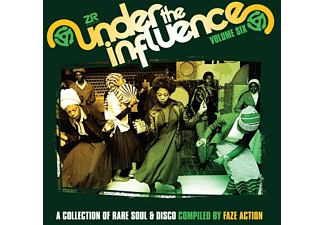 Various/Faze Action - Under The Influence 6 - (CD)