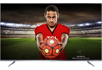 TCL 55DP660, 139 cm (55 Zoll), UHD 4K, SMART TV, LED TV, 1500 PPI, DVB-T2 HD, DVB-C, DVB-S2