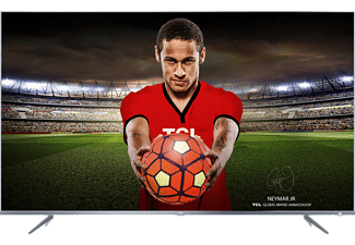 TCL 43DP640, 109 cm (43 Zoll), UHD 4K, SMART TV, LED TV, 1500 PPI, DVB-T2 HD, DVB-C, DVB-S2