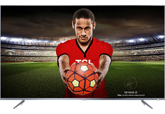 TCL 50DP660, 127 cm (50 Zoll), UHD 4K, SMART TV, LED TV, 1500 PPI, DVB-T2 HD, DVB-C, DVB-S, DVB-S2