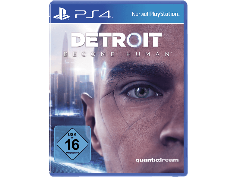 Detroit Become Human [PlayStation 4]