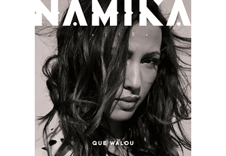 NAMIKA - Que Walou - Limited Digipack - (CD)