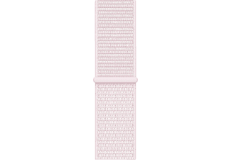 APPLE Nike Sport Loop, Armband, Apple, Watch 38 mm, Pearl Pink