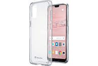 CELLULAR LINE CLEAR DUO , Backcover, Huawei , P20 Pro, Thermoplastisches Polyurethan, Transparent