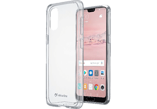 CELLULAR LINE CLEAR DUO Backcover Huawei P20 Pro Thermoplastisches Polyurethan Transparent