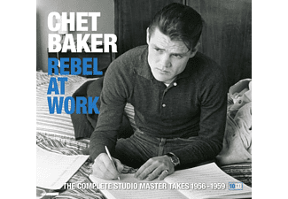 Chet Baker - Rebel At Work - (CD)