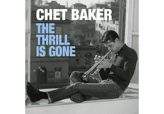 Chet Baker - The Thrill Is Gone - (Vinyl)