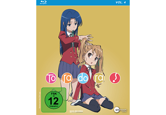 Toradora! - Vol. 4 - (DVD)