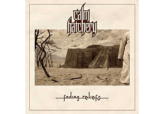 Calm Hatchery - Fading Reliefs - (CD)