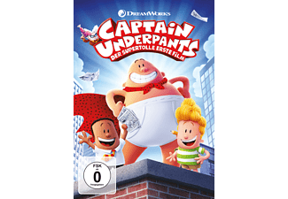 Captain Underpants - Der supertolle erste Film - (DVD)
