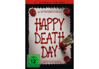 Happy Deathday - (DVD)