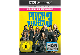 Pitch Perfect 3 - (4K Ultra HD Blu-ray)