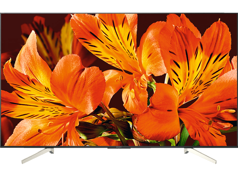SONY KD-55XF8505 LED TV (Flat, 55 Zoll, UHD 4K, SMART TV, Android TV)