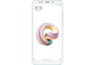 XIAOMI REDMI5 PLUS 5.99P/4G/8N/32GB/BL