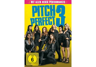 Pitch Perfect 3 - (DVD)
