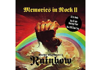 CD - Memories in Rock II, Ritchie Blackmore's Rainbow