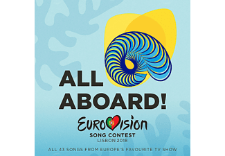 VARIOUS - Eurovision Song Contest-Lisbon 2018 - (CD)