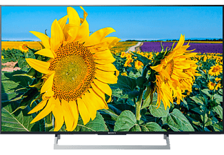 "TV LED 49"" - Sony KD49XF8096BAEP, Ultra HD 4K HDR, Android TV, Triluminos, 400 Hz, X-reality PRO"