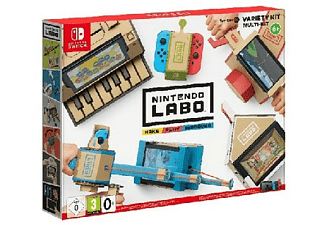 Switch Nintendo Labo - Toy-Con Kit variado