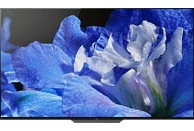 """TV OLED 65"""" - Sony KD65AF8BAEP, Ultra HD 4K HDR, Procesador X1 Extreme, Android TV, Acoustic"""