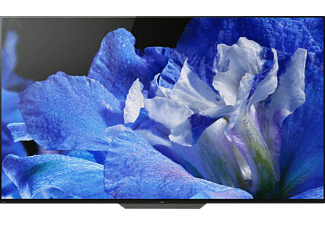 "TV OLED 65"" - Sony KD65AF8BAEP, Ultra HD 4K HDR, Procesador X1 Extreme, Android TV, Acoustic"