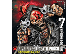 Five Finger Death Punch - And Justice for None (Deluxe) - (CD)