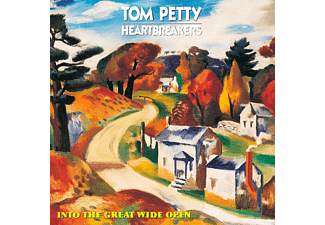 Tom Petty & The Heartbreakers - Into The Great Wide Open LP
