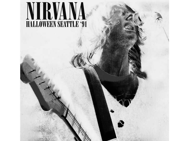 Nirvana - Halloween Seattle '91 (2LP-Set White Vinyl) [Vinyl]