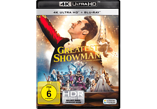 Greatest Showman - (4K Ultra HD Blu-ray + Blu-ray)