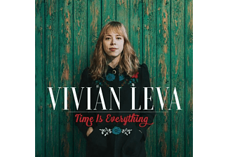 Vivian Leva - Time is Everything - (CD)