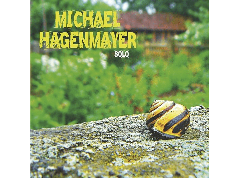Michael Hagenmayer - Solo [CD]