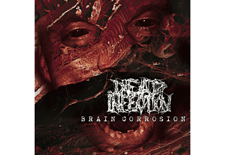 Dead Infection - Brain Corrosion (Vinyl LP) - (Vinyl)