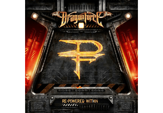 Dragonforce - Re-Powered Within - (CD)