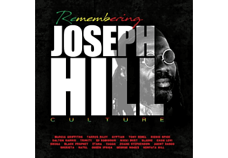 Culture (tribute) - Rembering Joseph Hill (2CD-Set) - (CD)