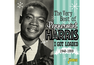 Peppermint Harris - Very Best Of - (CD)