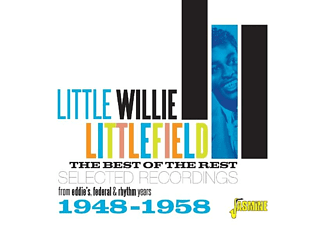 Little Willie Littlefield - Best Of The Rest - (CD)