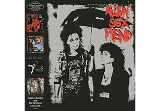 Alien Sex Fiend - Classic Albums and BBC Sessions Collection (CD)