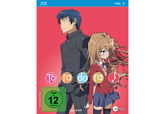 Toradora! Vol. 5 - (Blu-ray)