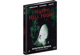 HAPPY HELL NIGHT - MEDIABOOK COVER A (+BRD) - (DVD)