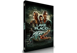 LAKE PLACID (MEDIABOOK A) - (Blu-ray)