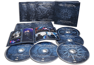 Mission - For Ever More: Live At London Shepherd'S Bush Empire (CD)