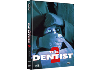 THE DENTIST 2 (MEDIABOOK A/+DVD) - (Blu-ray)